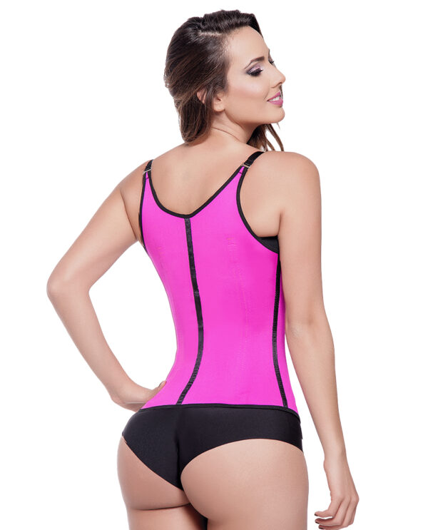 2029D print fucsia at